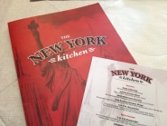 New York kitchen food review glasgow