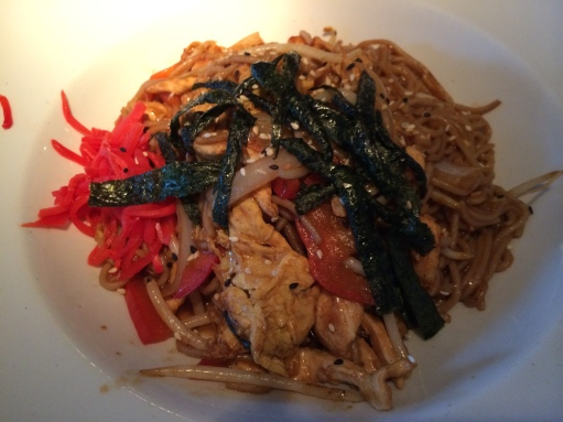 Yen Wok Dish