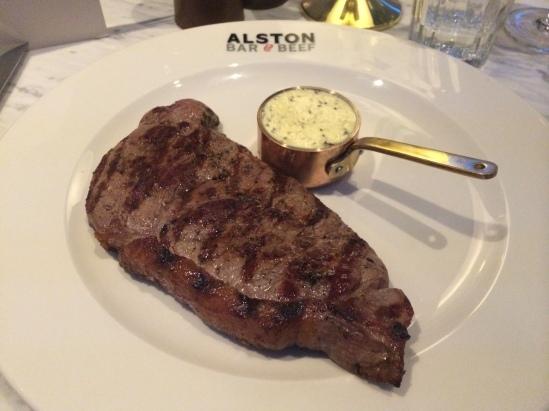 Alston Bar & Beef steak