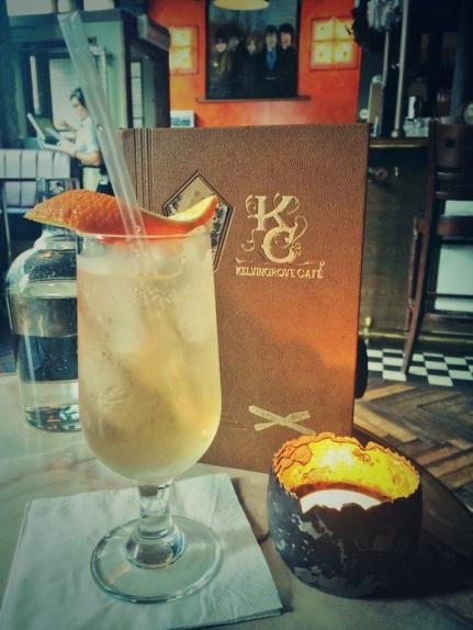 Kelvinggrove Cafe M&L