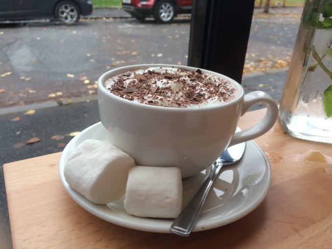 Scullery Hot Chocolate