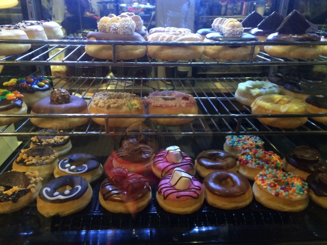 Nics Deli Hope Street - donuts