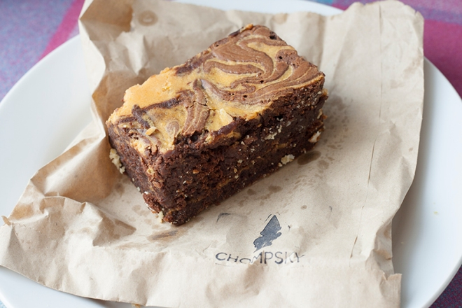 Pumpkin Brownie - Chompsky