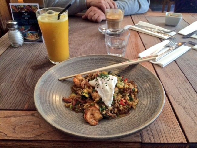 Breakfast - Stravagin Brunch May 2015