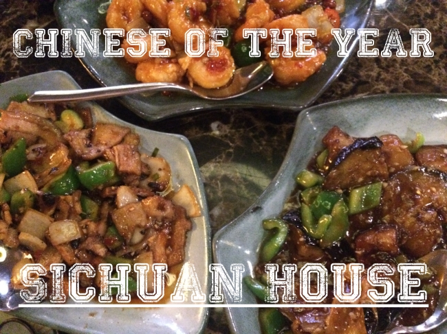 Chinese of the year 2015 - Sichuan House