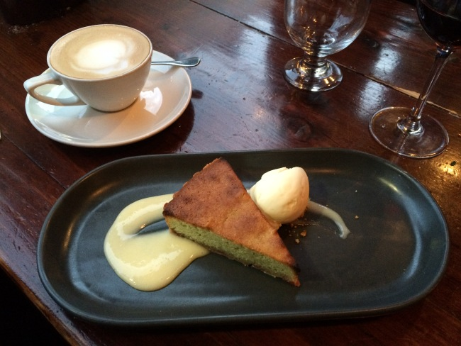 Dessert - The Finnieston May 2015