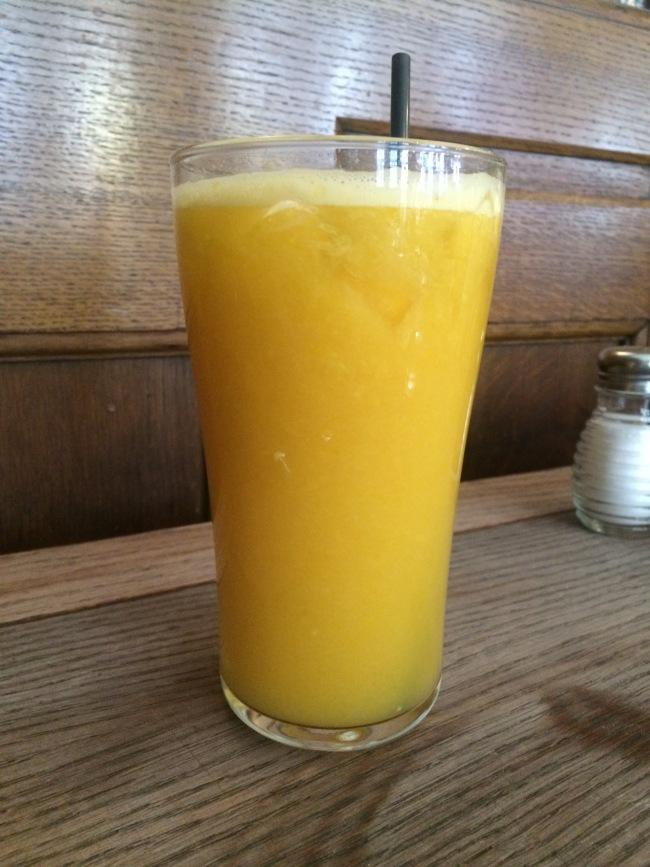 Fresh Orange - Stravagin Brunch May 2015