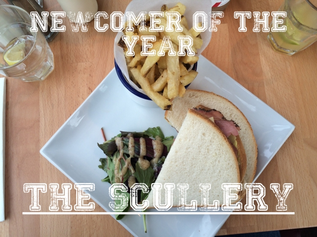 Newcomer 2015 The Scoullery