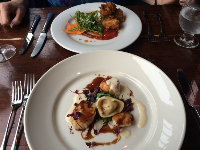 Starter - The Finnieston May 2015
