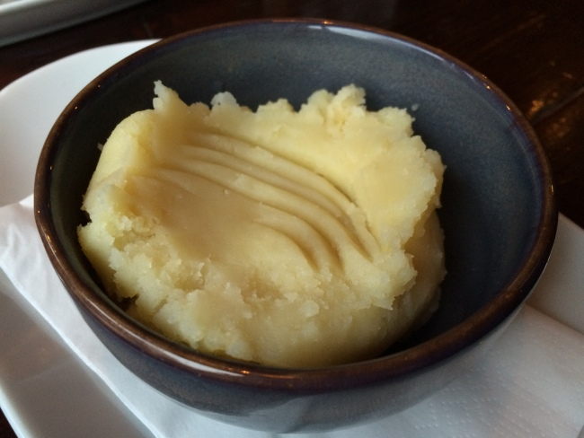 Truffle Mash - The Finnieston May 2015