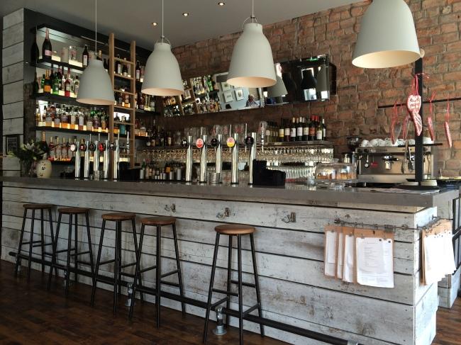 Bar WEST on the Corner 2015