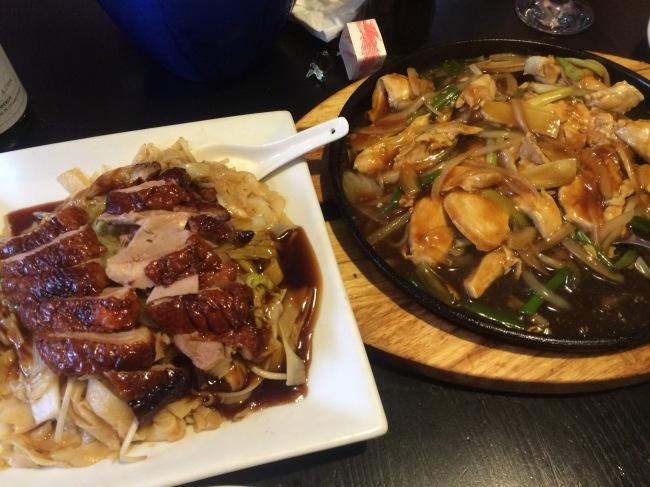 Duck Ho Fan & Chicken  - KaKaLok July 2015