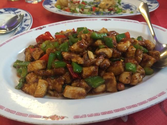 Chicken - Asian Gourmet July 2015
