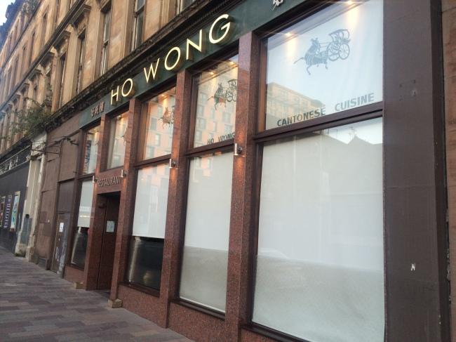 Ho Wong Glasgow