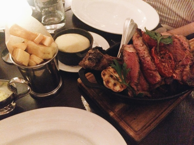 Hutchesons Glasgow Review