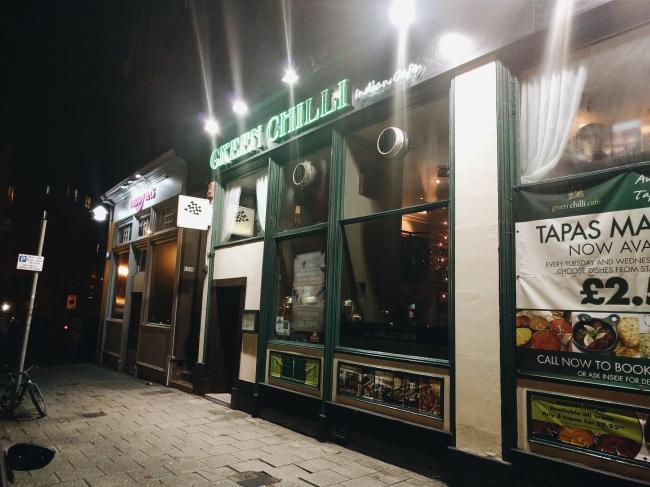 Restaurants In Finnieston Area Glasgow