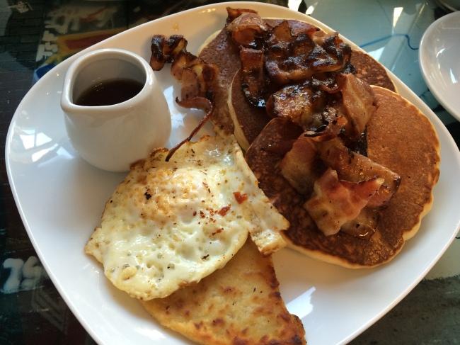 Nic's NYC Deli Glasgow Breakfast