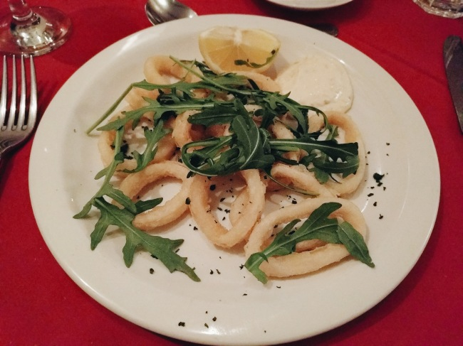Caprese Don Costanzo Glasgow Review