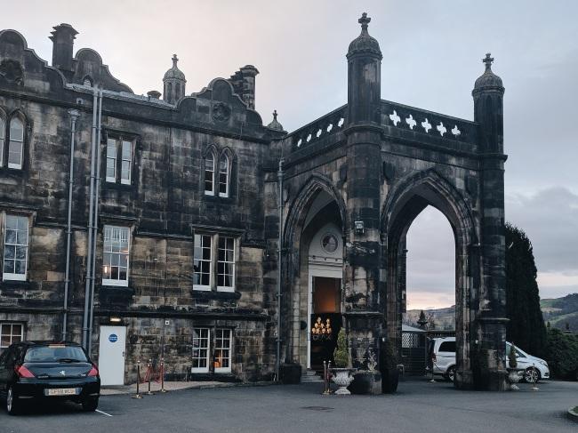 Mar Hall Glasgow Stay Feb 2017
