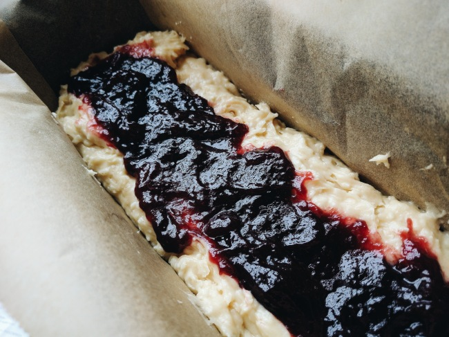 Coconut & Raspberry Loaf Recipe